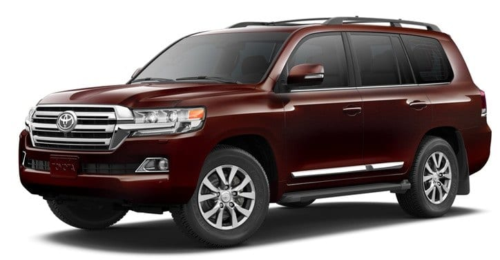 2019 Toyota Land Cruiser 4 6 Gxr Gt Price In Uae Specs
