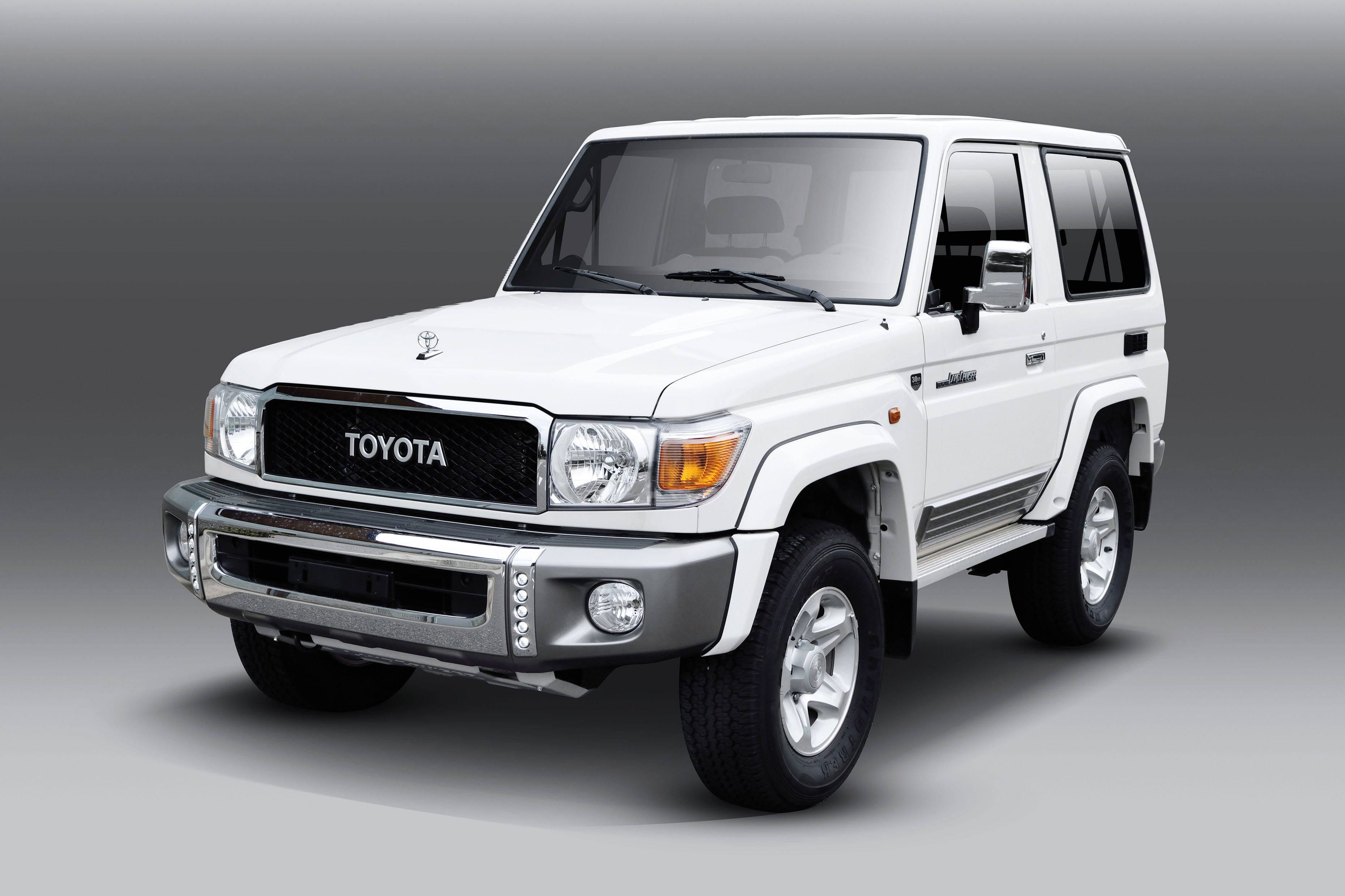 2019 toyota land cruiser pickup lc70 dc 4 0l 4 4 price. Black Bedroom Furniture Sets. Home Design Ideas