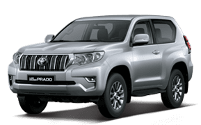 Toyota Land Cruiser prado GXR 3 DOOR