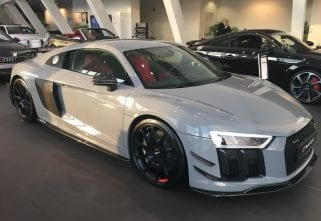 Audi R8 Performance Edition Arrives In Abu Dhabi