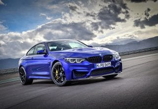 Manual Transmission Will Die With The BMW M4