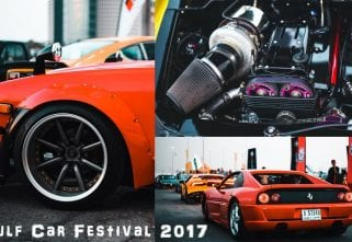 Gulf Car Festival Is Back In Dubai For 2018!