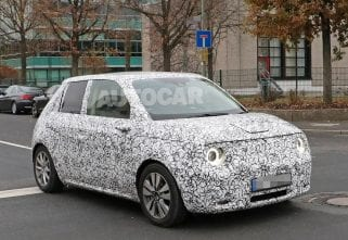 SPIED: Honda Urban EV Is Almost Production-Ready