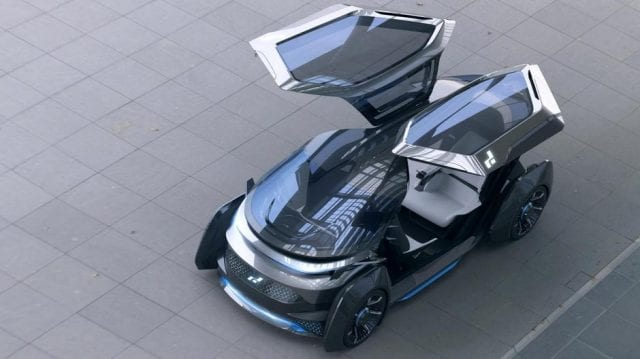 UAE-Based Iconiq Motors Set To Introduce The World To Level 5 Autonomy
