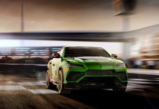 Lamborghini Announces One-Make Race Series For Urus
