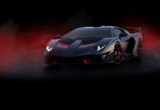 Lamborghini Drops Another Sick Iteration Of The Aventador