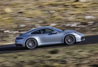 Porsche Premieres The New 911 At The LA Auto Show