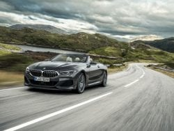 BMW Unveils The 8-Series Convertible Three Weeks Ahead Of Launch