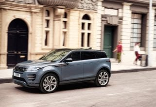 Say Hello To The 2020 Range Rover Evoque