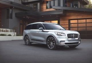 Lincoln Unveils New Tech-Laden Luxury SUV Aviator