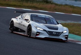 Nissan Reiterates The Leaf Nismo RC With A Staggering Output