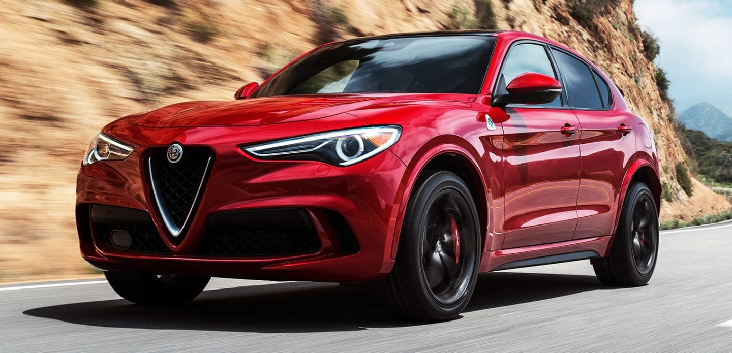 2019 Alfa Romeo Stelvio Sport Price in UAE, Specs & Review
