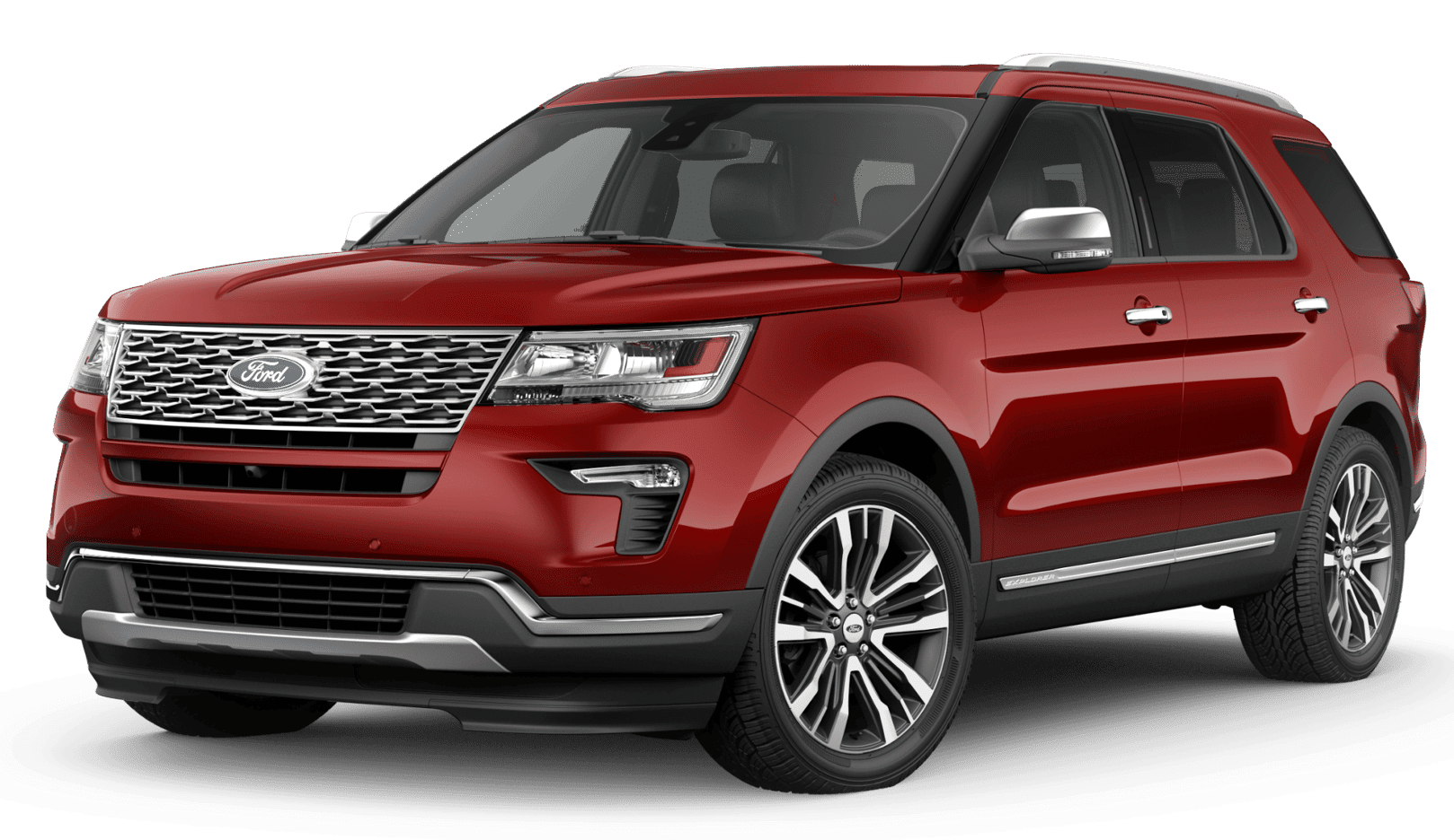 2019 Ford Explorer 1.5L SEL Price in UAE, Specs & Review ...