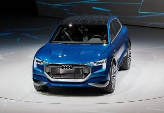 An e-Tron Compact SUV Will Follow The GT
