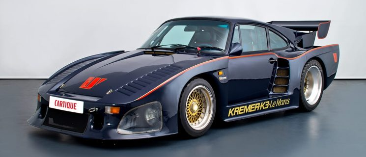 Would You Buy This One-And-Only Street Legal Porsche 935?
