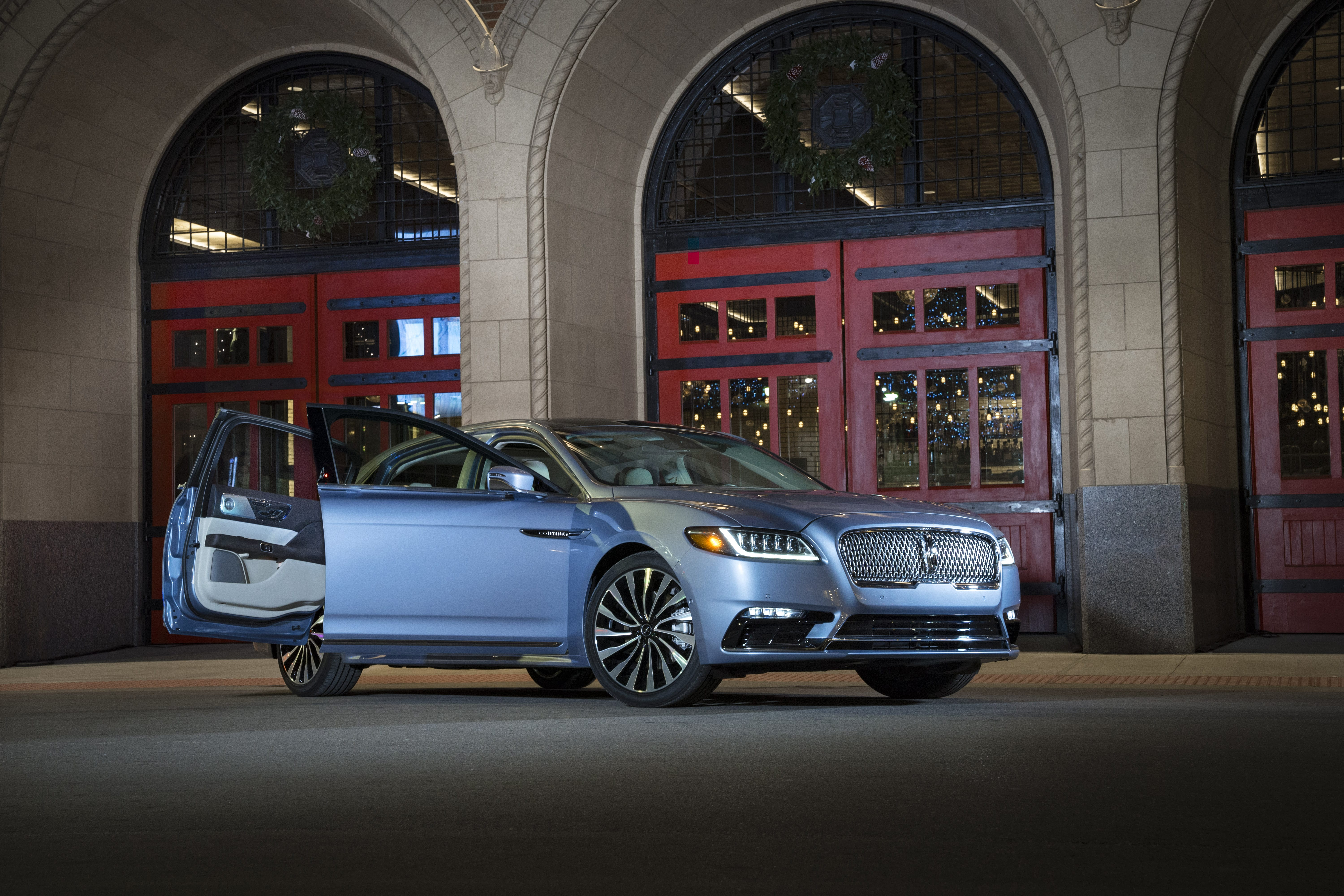 Lincoln Continental Coach Edition