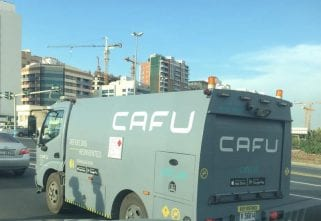 On Demand Fuel In Dubai Now Becomes Easier With Cafu App