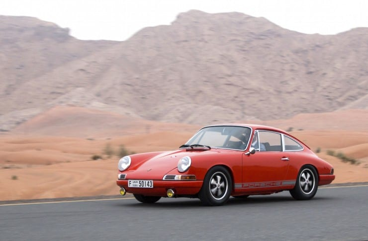 The Collector's Workshop - Classic Car Specialist in Dubai