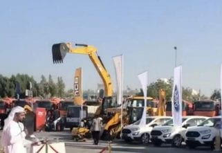185 New Vehicles Pressed Into Rain Emergency Service In Sharjah