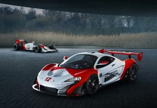 Commemorating Senna: McLaren Unveils One-Off P1 GTR