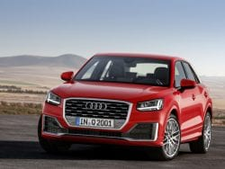 Audi Reportedly Working On A Smaller Electric SUV