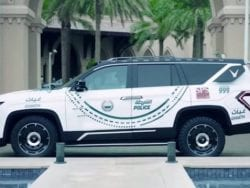 Dubai Police's Newest Addition Is One Mean Tech-Laden Tahoe