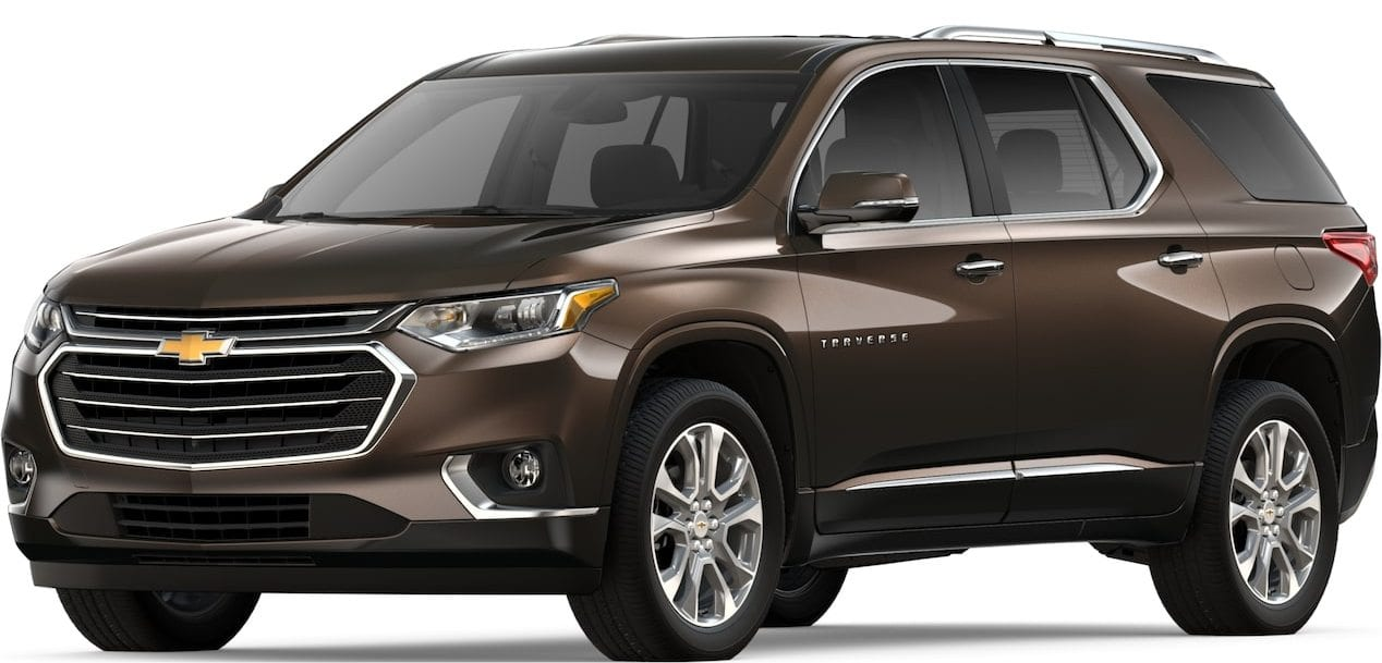 Chevrolet Traverse HIGH  COUNTRY