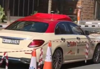 Dubai Initiates Driverless Cab Trials