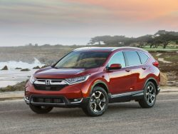 HONDA LAUNCHES THREE SUVS IN UAE