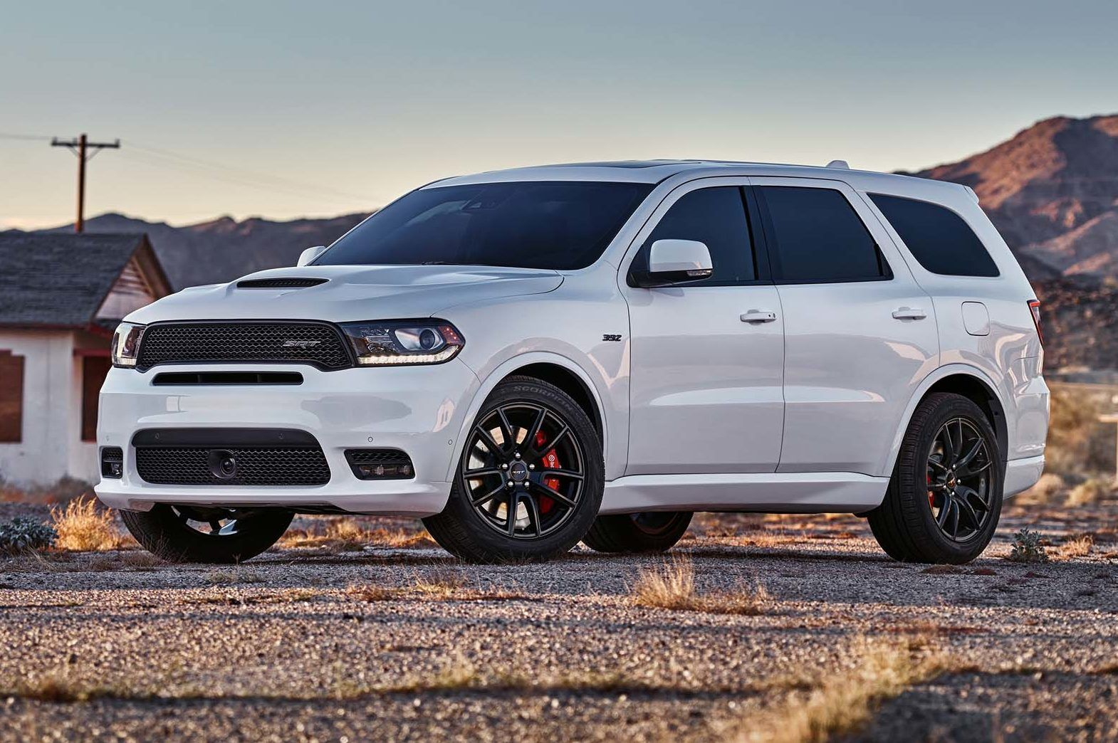 2019 Dodge Durango SRT UAE