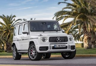 FIVE-POINT COMPARO: MERCEDES-AMG G63 VS RANGE ROVER SPORT