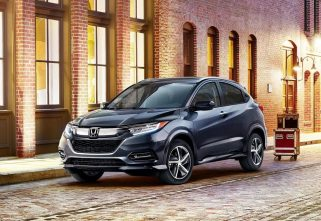 FIVE ALTERNATIVES TO THE 2019 HONDA HR-V