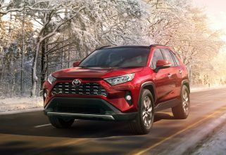 FIVE-POINT COMPARO: TOYOTA RAV4 VS GMC TERRAIN