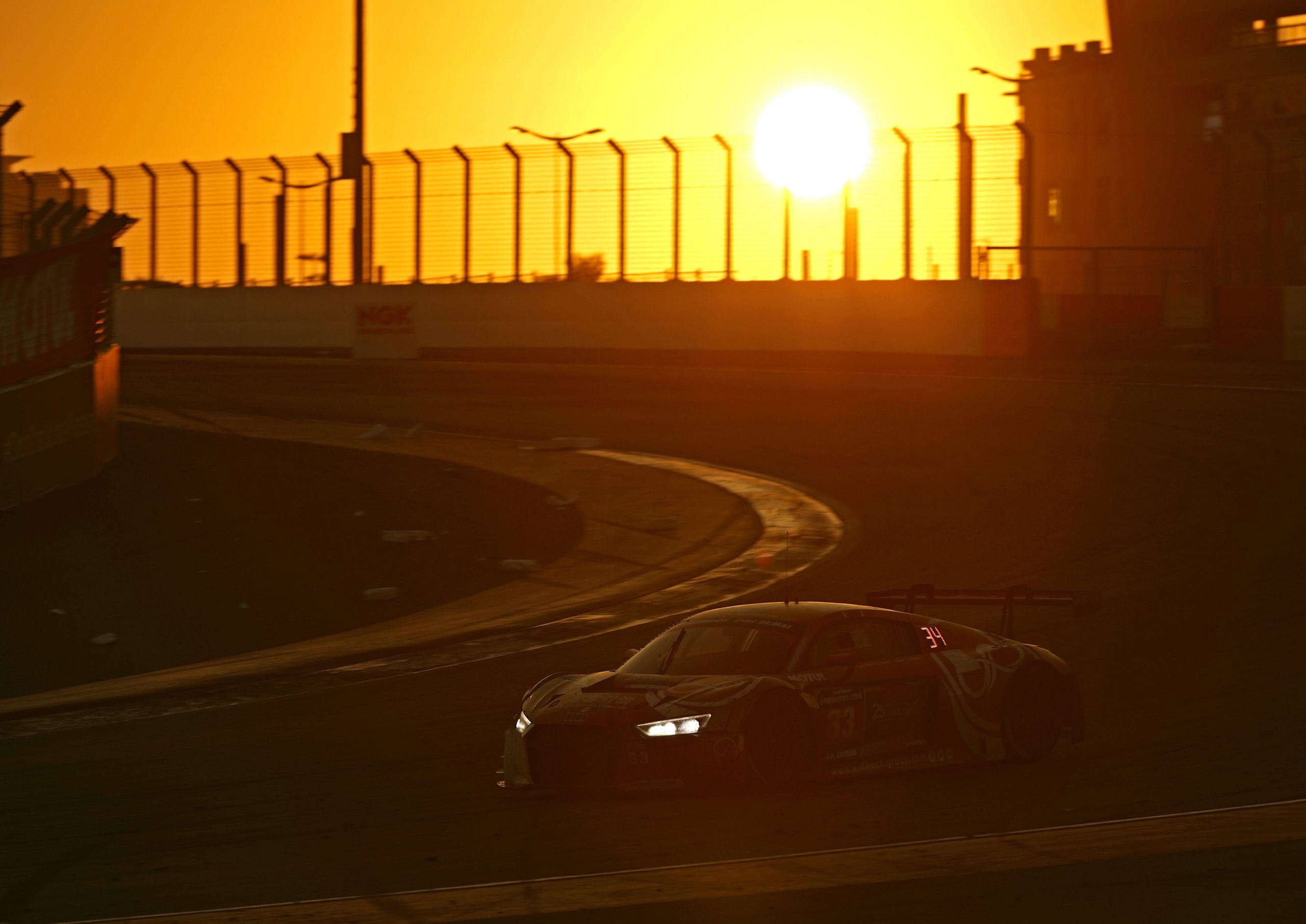 AUDI SPORT ENTERS 15 CARS IN HANKOOK 24 HOURS OF DUBAI