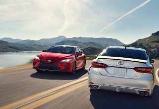 Five-Point Comparo: Toyota Camry Vs Nissan Altima