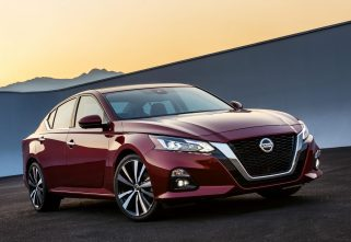 2019 Nissan Altima: Up Close And Personal
