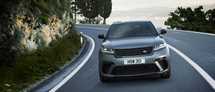 Land Rover Introduces The Range Rover Velar SVAutobiography Dynamic