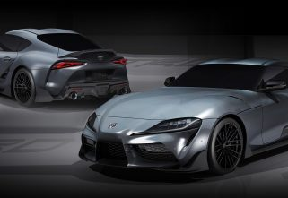 The Toyota Supra TRD Concept Is Leaner And Meaner