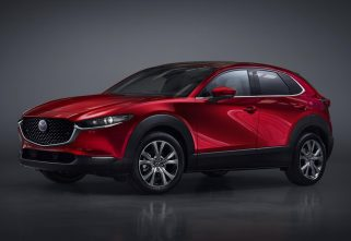 2019 Geneva Motor Show: Mazda Showcases The CX-30 Crossover