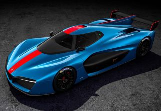 Pininfarina Battista Teased Ahead Of Geneva Motor Show Unveil