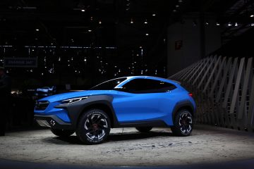 Geneva International Motor Show 2019: Does The Subaru Viziv Adrenaline Concept Foreshadow The Next Crosstrek?