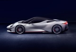 2019 Geneva Motor Show: Pininfarina Debuts The 1900-hp Battista