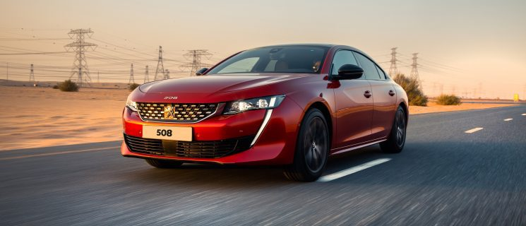 The All-New Puegeot 508 Arrives In The Middle East