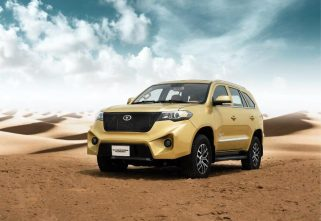 Emirati Brand Sandstorm To Launch Its First SUV By End Of 2019