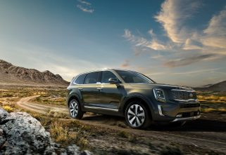 Kia launches the all-new Telluride SUV in the UAE