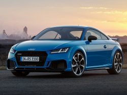 Audi Announces It Will End Production Of The TT Sports Car