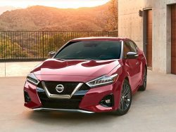 2019 Nissan Maxima facelift launched in the UAE