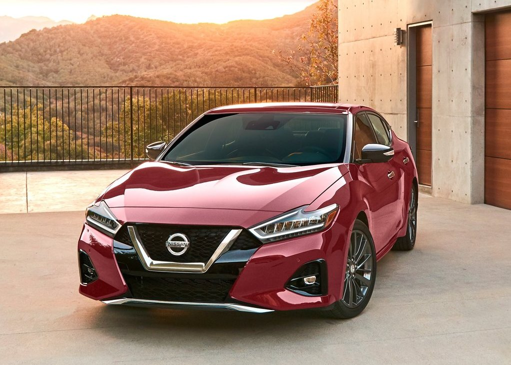 2019 Nissan Maxima Facelift Launched In The UAE - CarPrices.ae