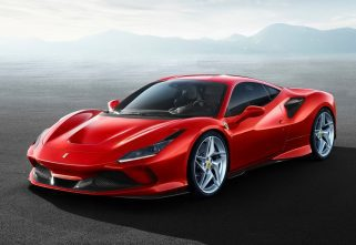 Brand-New Ferrari F8 Tributo Launched In The UAE