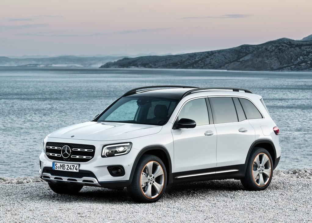 Middle East Bound 2020 Mercedes-Benz GLB-Class Revealed ...